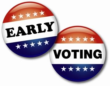 Early Voting Clip Art